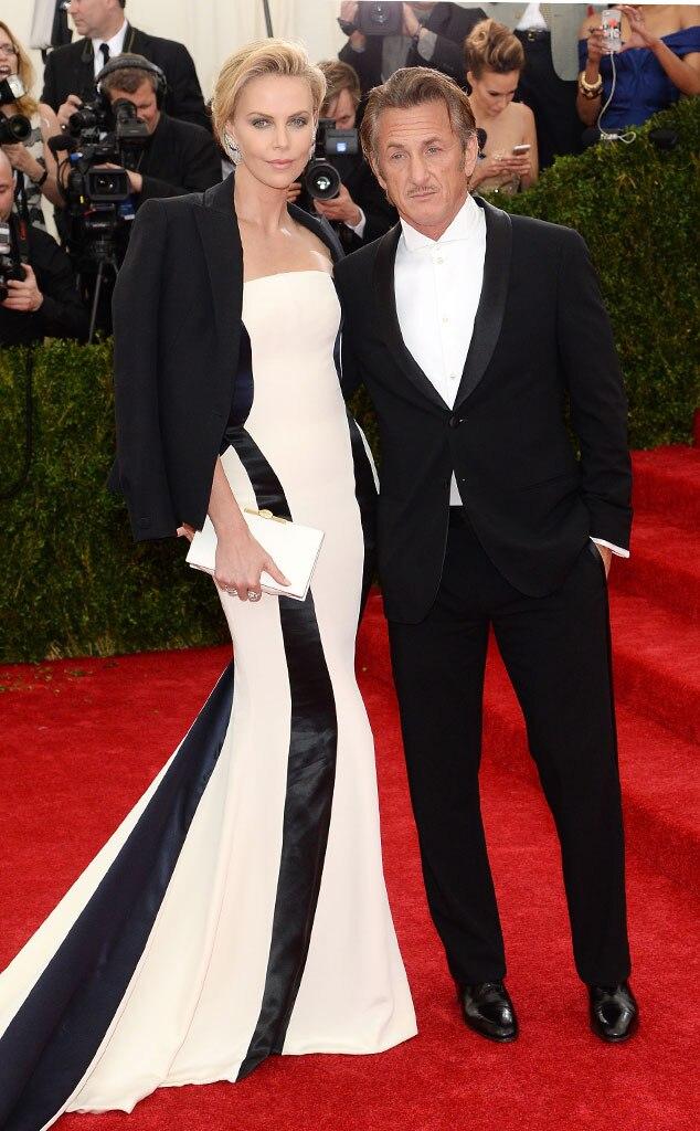 Charlize Theron, Sean Penn, MET Gala