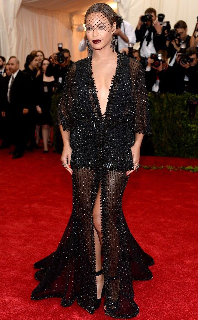 Beyonce, MET Gala, 2014