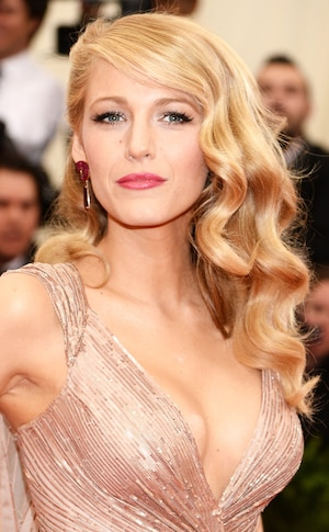 Blake Lively, MET Gala, Beauty