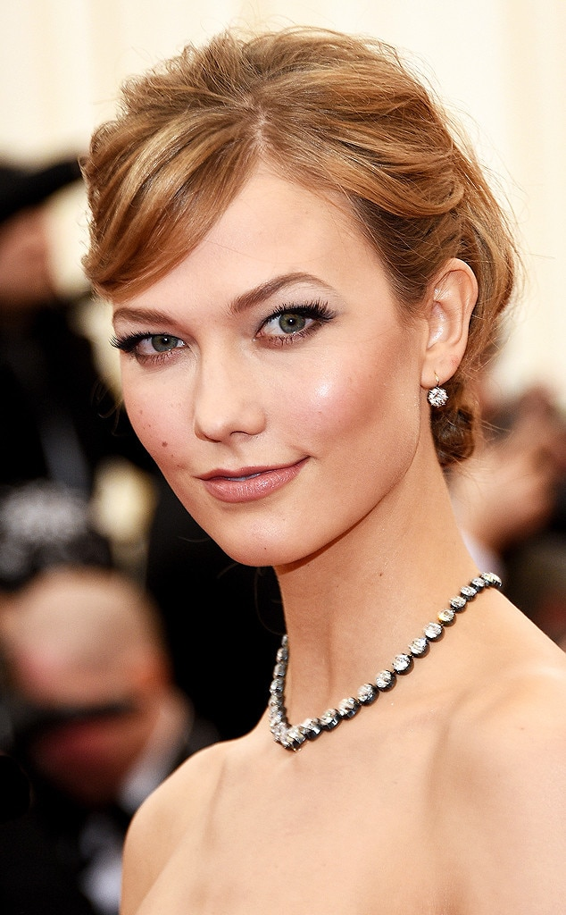 Karlie Kloss, MET Gala, Beauty