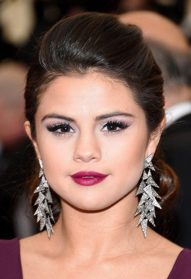 Selena Gomez, MET Gala, Beauty