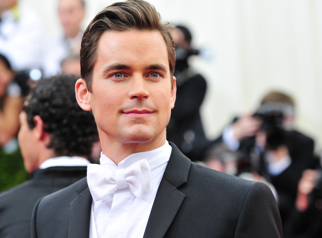 Matt Bomer Confirms He...