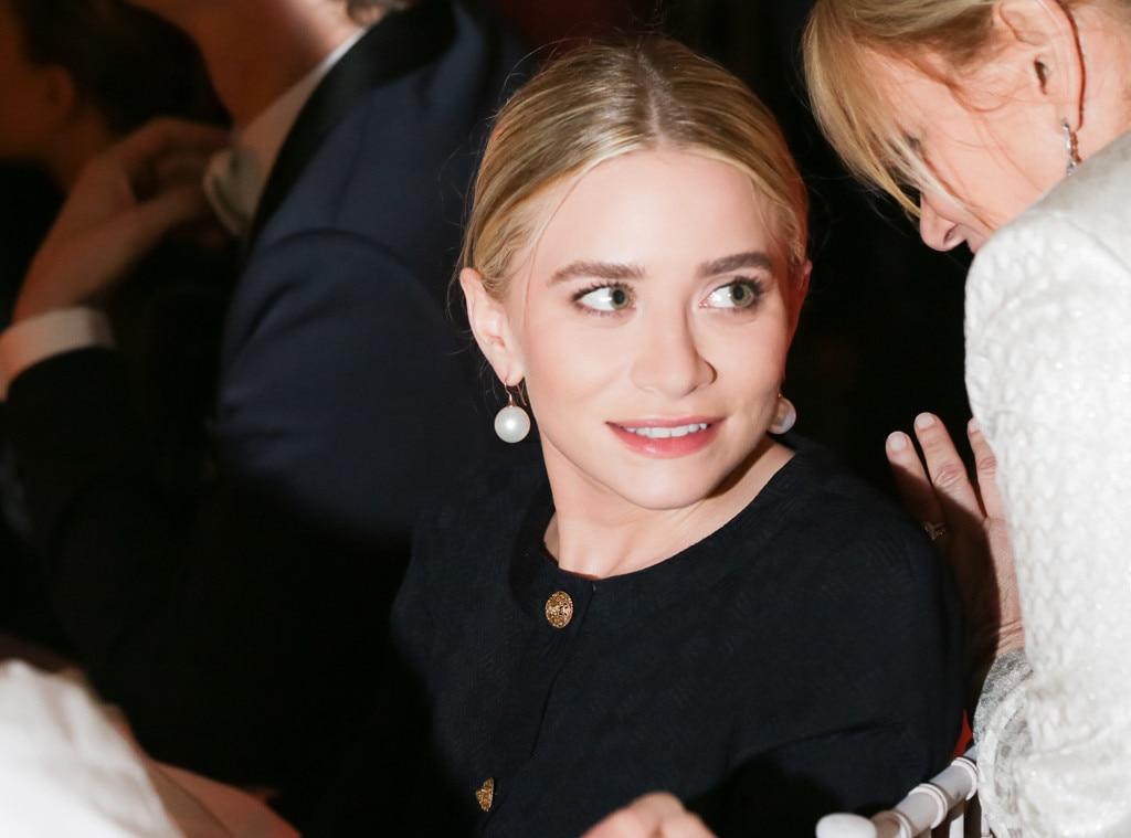 Met Gala, Candid, Mary-Kate Olsen