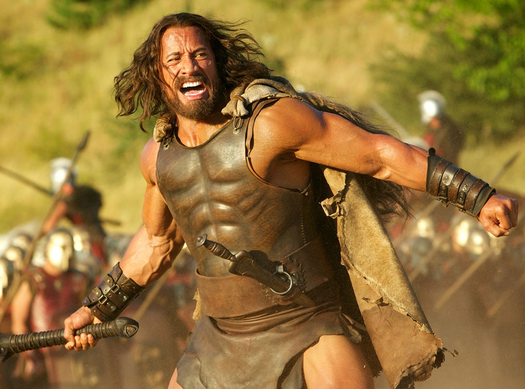 Dwayne Johnson, Hercules