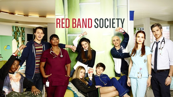 Red Band Society Cast