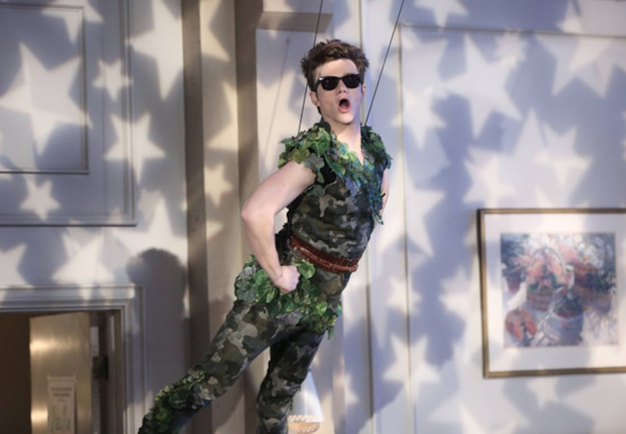 Glee, Chris Colfer