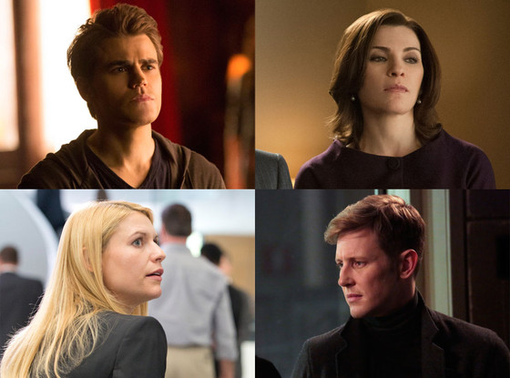 Spoiler Chat, Vampire Diaries, The Good Wife, Homeland, Revenge