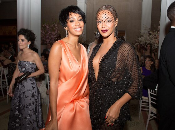 Solange Knowles, Beyonce, MET Gala Party