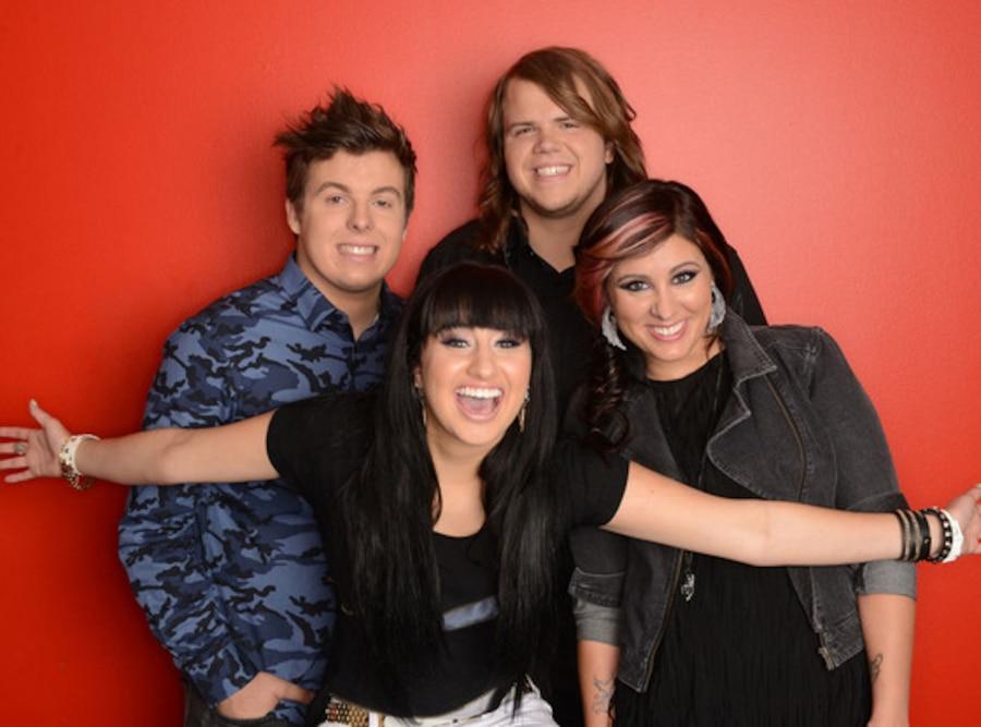 Top 4, American Idol