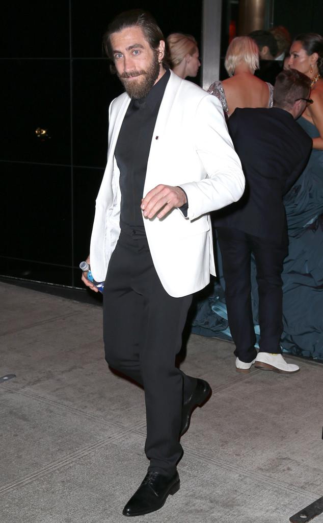 Jake Gyllenhaal, Met Gala After Party