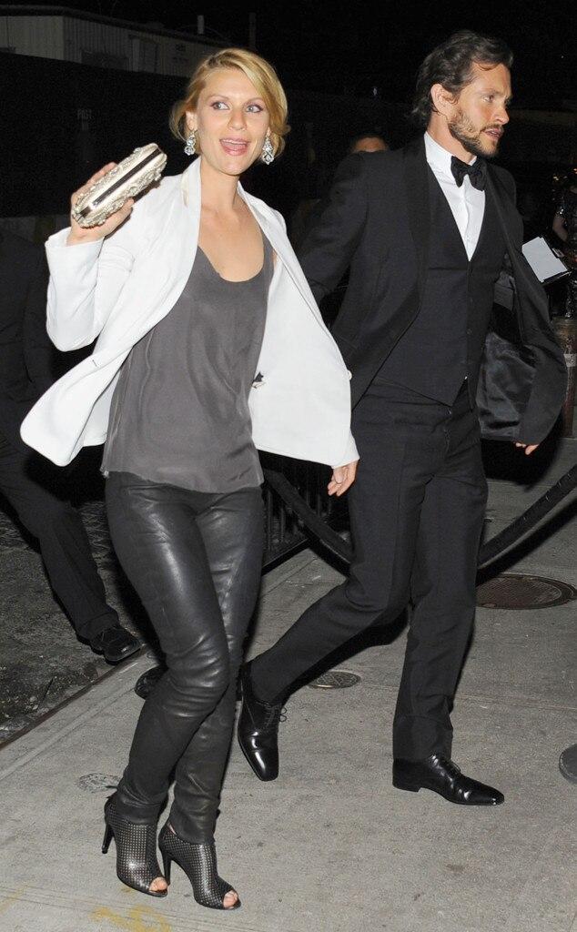 Claire Danes, Hugh Dancy, Met Gala After Party