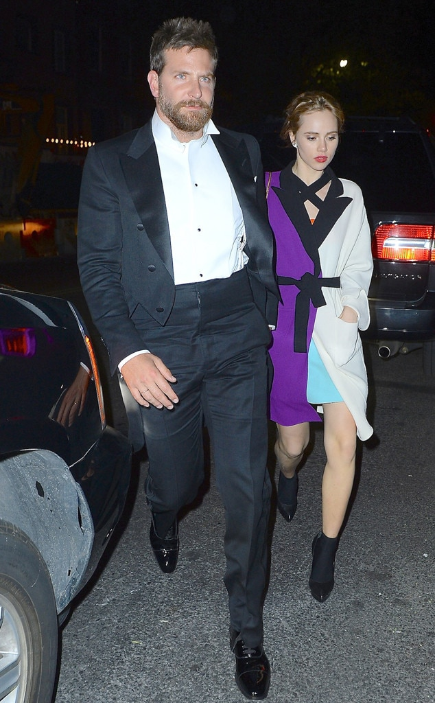 Bradley Cooper, Suki Waterhouse, Met Gala After Party