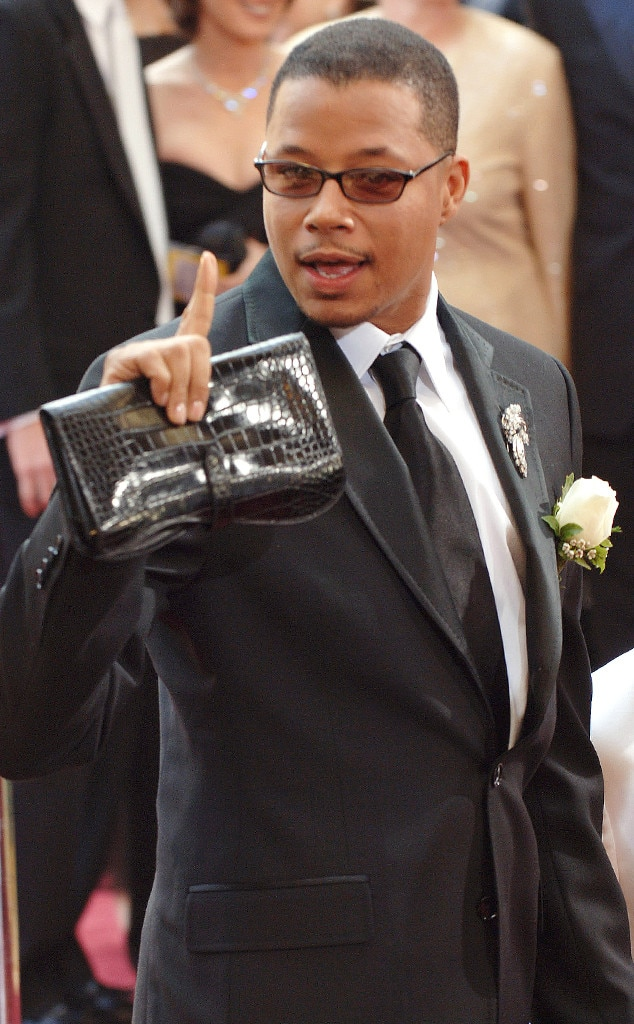 Terrence Howard, Man Bags