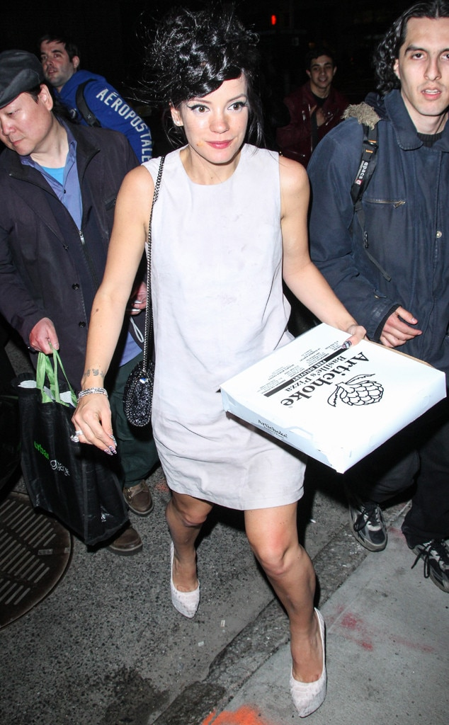 Lily Allen, Met Gala After Party