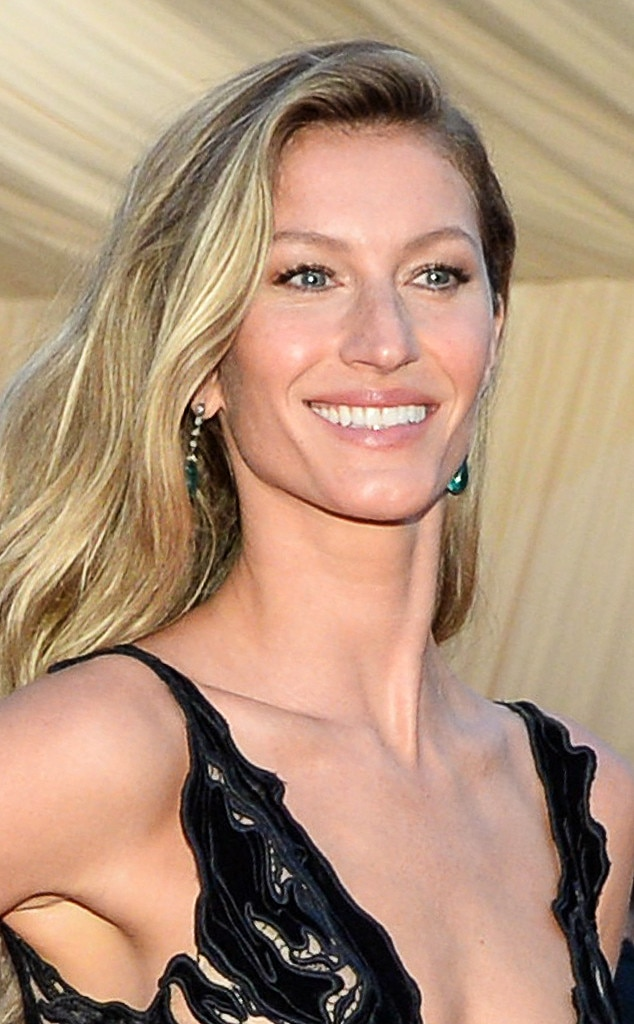 Gisele Bündchen from Beauty Police: Met Gala 2014