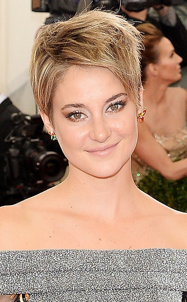 Shailene Woodley, MET Gala, Beauty