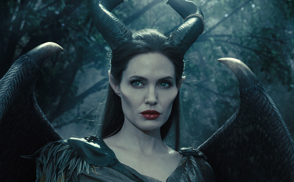 Maleficent, Angelina Jolie