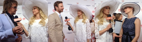 Kentucky Derby, Laura Bell Bundy, Image 21, 22 & 23