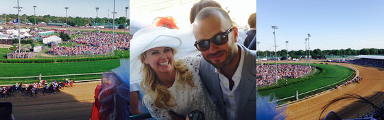 Kentucky Derby, Laura Bell Bundy, Image 31, 32, 33