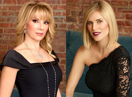 Ramona Singer, Kristen Taekman, Real Housewives NYC