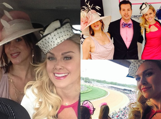 Kentucky Derby, Laura Bell Bundy, Image 3, 4, 5