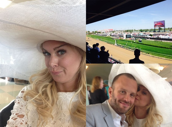 Kentucky Derby, Laura Bell Bundy, Image 24, 25, 26