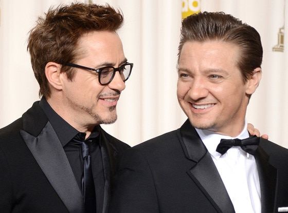 Robert Downey Jr., Jeremy Renner