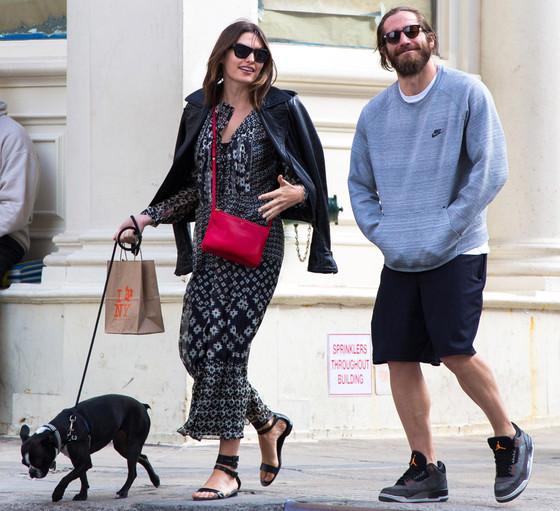 Jake Gyllenhaal, Alyssa Miller