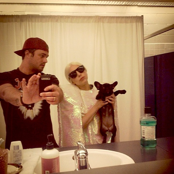 Lady Gaga, Taylor Kinn...