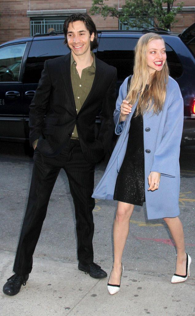 Amanda Seyfried Justin Long Jennifer Aniston and J...