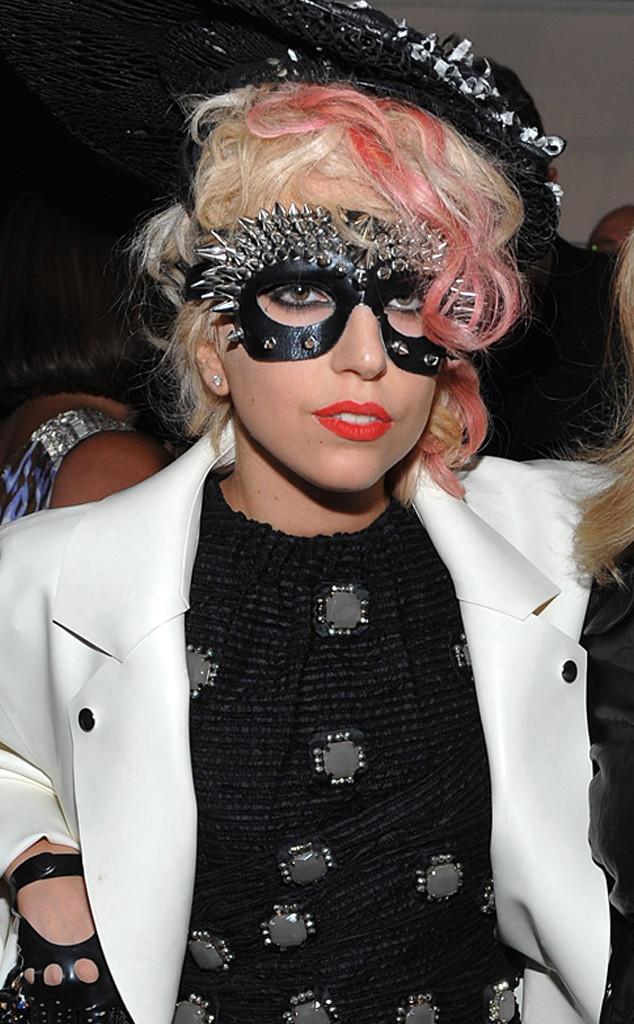 Studded Eye Mask From Lady Gaga S Crazy Eyewear