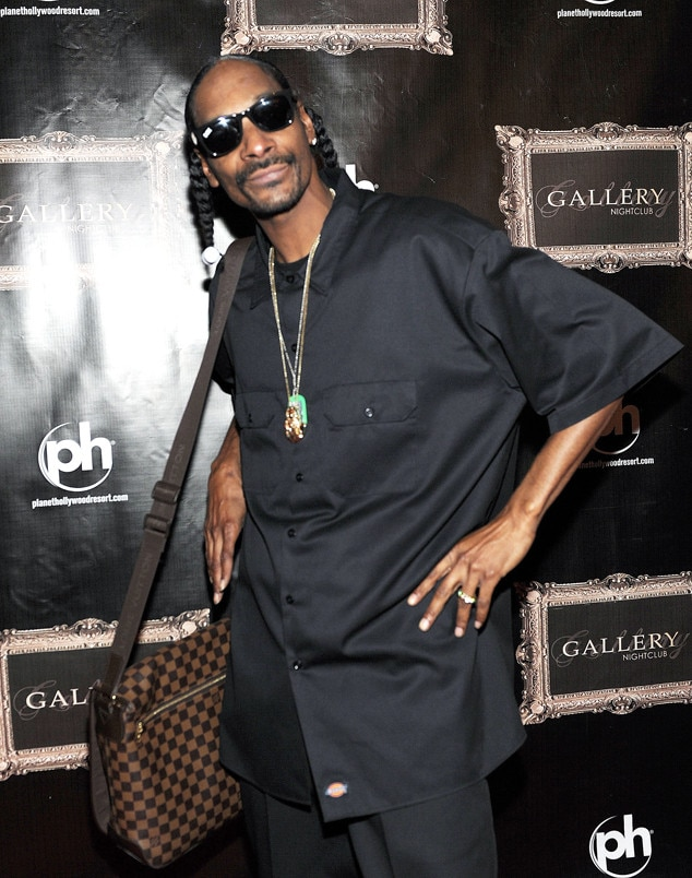 Snoop Dog, Man Bags