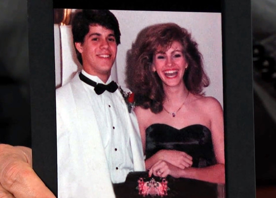 Julia Roberts, Prom Pic, Jimmy Kimmel Live