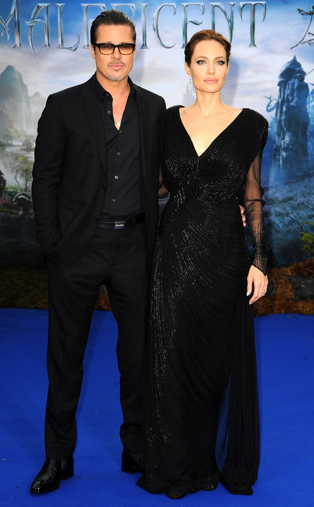Angelina Jolie Files for Divorce From Brad Pitt, Releases ... Angelina Jolie Brad Pitt