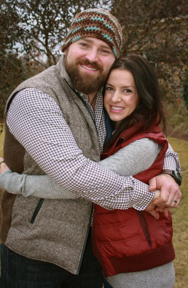 Zac Brown, Shelly Brown, Zac Brown Band Twit Pic
