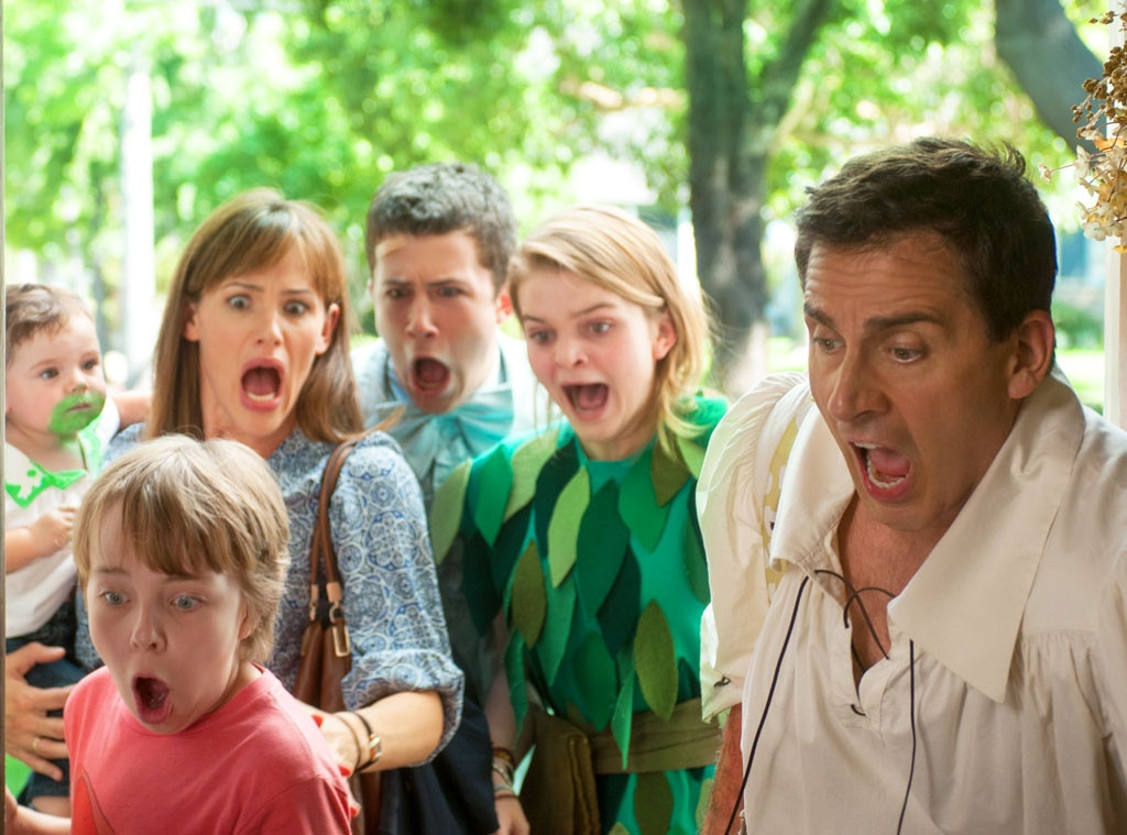 Alexander and the Terrible, Horrible, No Good, Very Bad Day, Jennifer Garner, Steve Carell