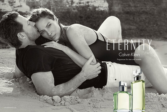 Christy Turlington, Ed Burns