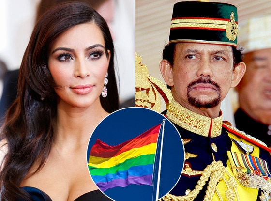 The Sultan Of Brunei, Hassanal Bolkiah, Kim Kardashian