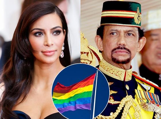 The Sultan Of Brunei, Hassanal Bolkiah, Kim Kardashian