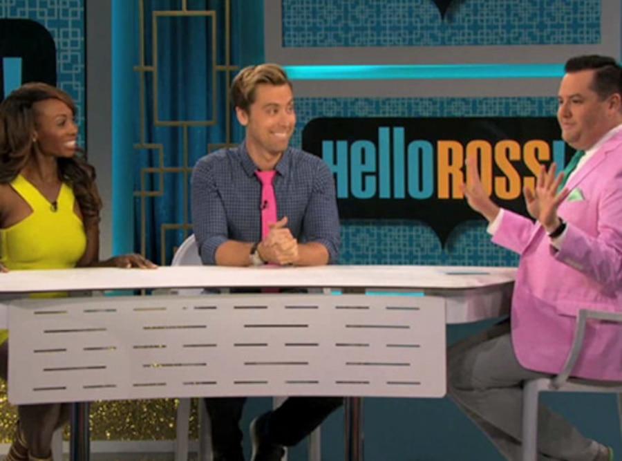Hello Ross, Dance Clip