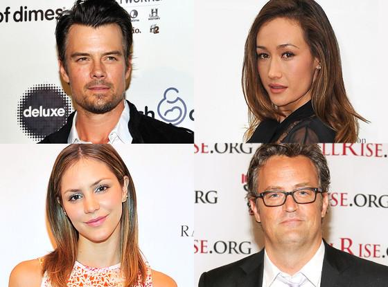 Matthew Perry, Maggie Q, Josh Duhmel, Katharine Mcphee