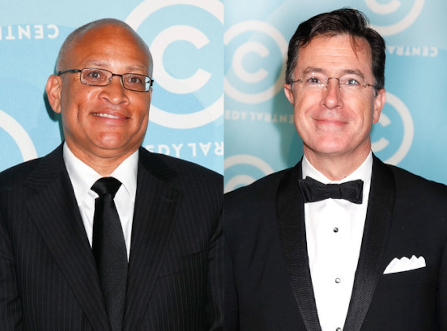 Larry Wilmore, Stephen Colbert