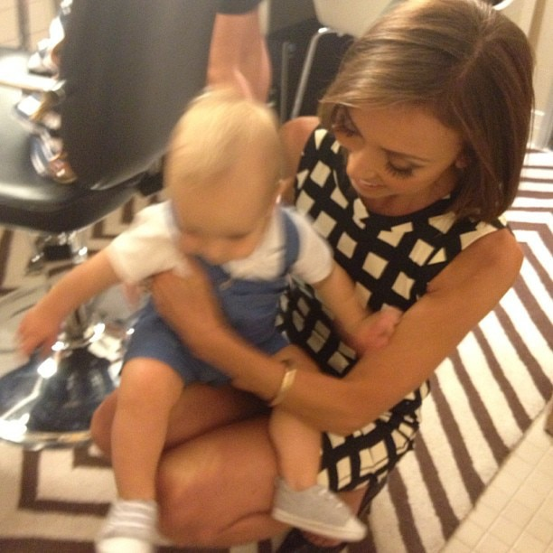 Giuliana Rancic and Duke Rancic's Sweetest Mother-Son Moments