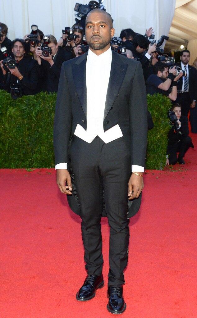 Kanye West, MET Gala