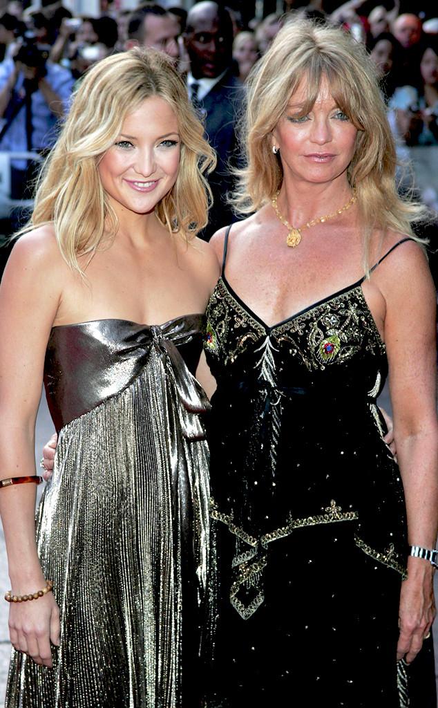 Kate Hudson, Goldie Hawn