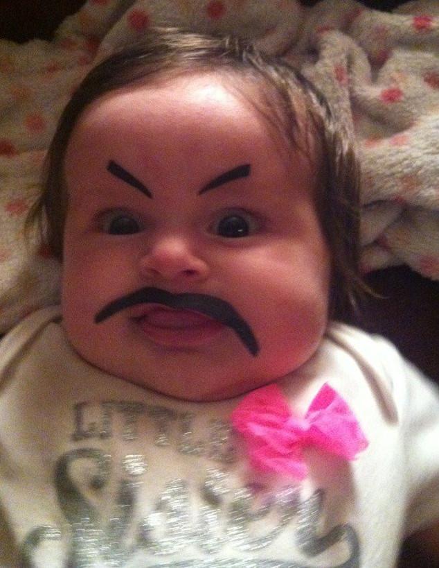 Eyebrows Baby