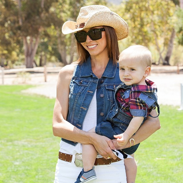 Giuliana Rancic and Duke Rancic's Sweetest Mother-Son Moments