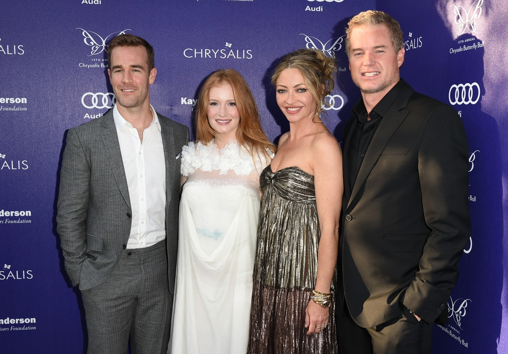 James Van Der Beek, Kimberly Brook, Rebecca Gayheart, Eric Dane