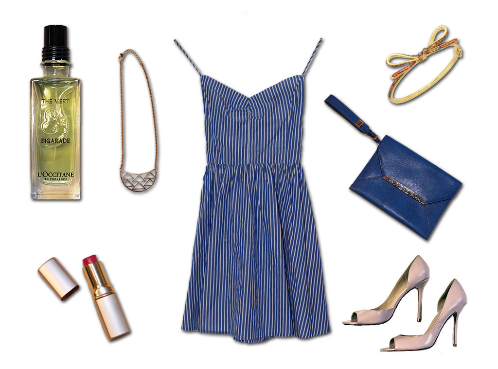 What We'd Wear, Father's Day Brunch