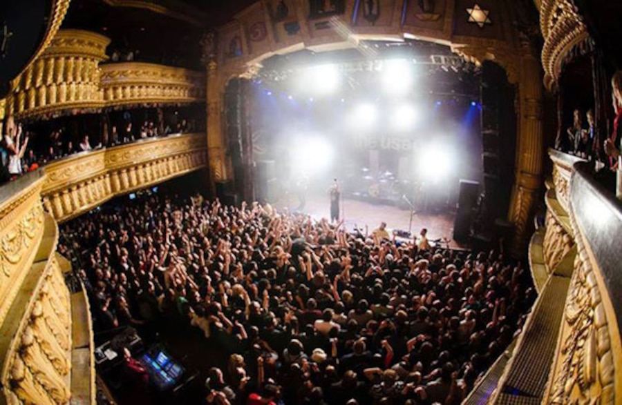 Best Music Venues, House of Blues, Chicago
